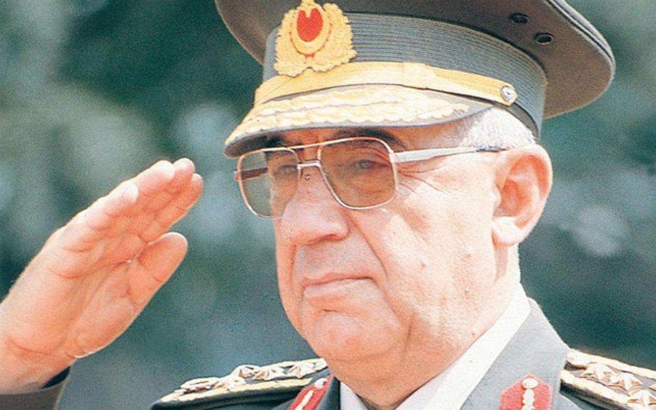 28 Şubat'ın Genelkurmay Başkanı İsmail Hakkı Karadayı öldü! Karadayı kimdir eşi ve çocukları...