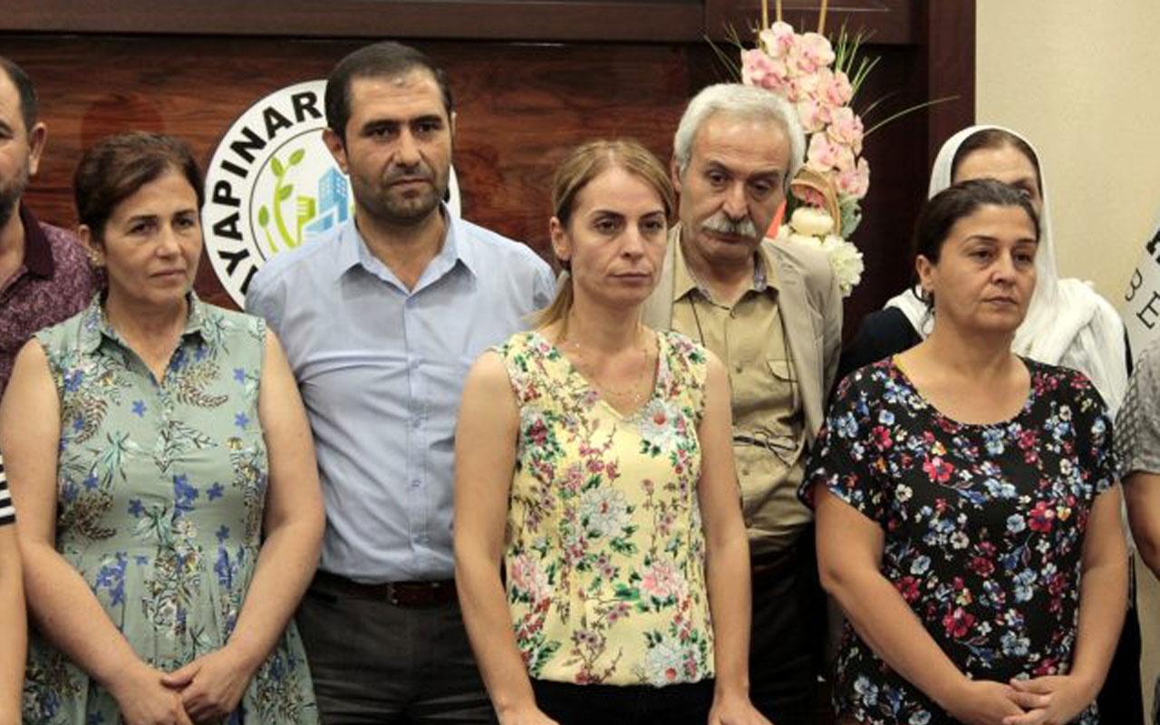 HDP'li Kayapınar Belediyesi'ne uyuşturucu operasyonu: Kanıt bulunamadı