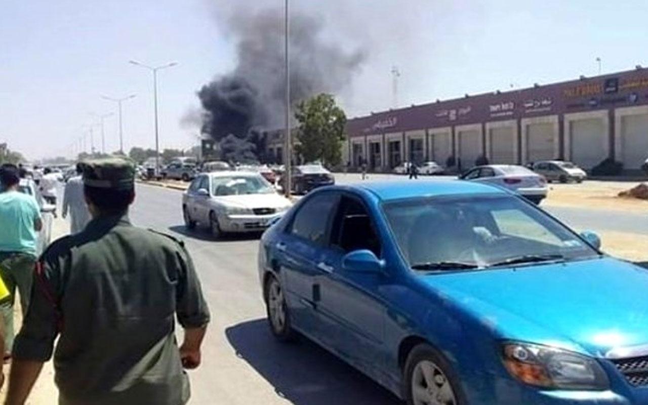 Libya'da bombalı araç infilak etti: 2 BM personeli hayatını kaybetti