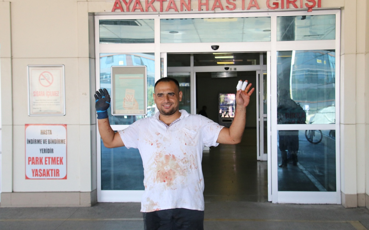 Yine aynı hatalar! İstanbul'da 791 acemi kasap kendini yaraladı