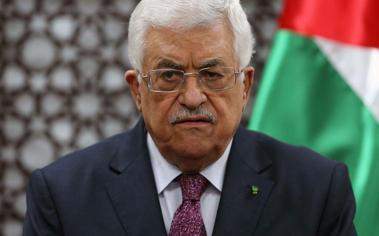 """Filistin Devlet Başkanı Abbas'tan """"İsrail'in saldırılarını durdurun"""" çağrısı"""