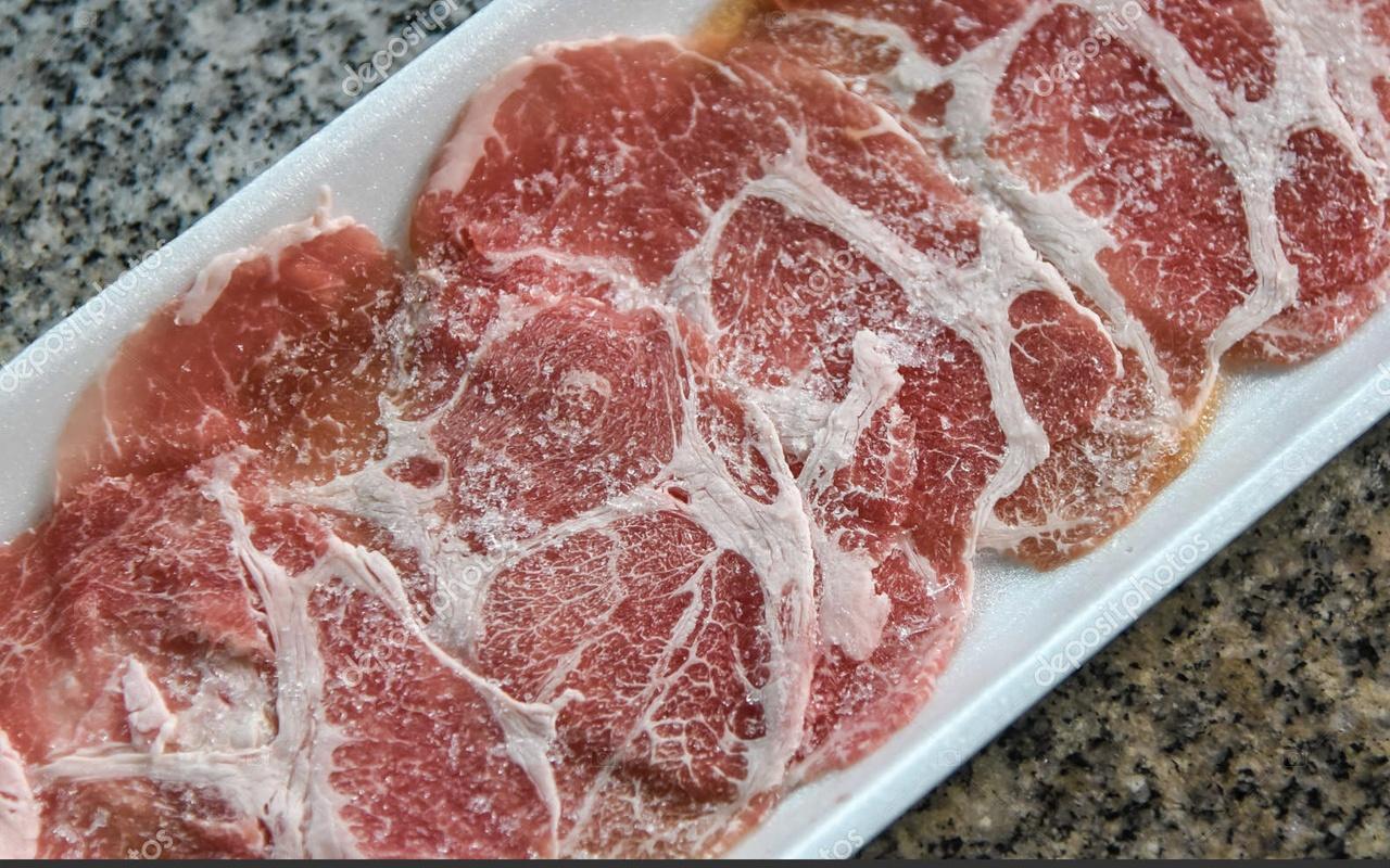 Kurban eti dondurucuda nasıl saklanır nasıl bekletilir?