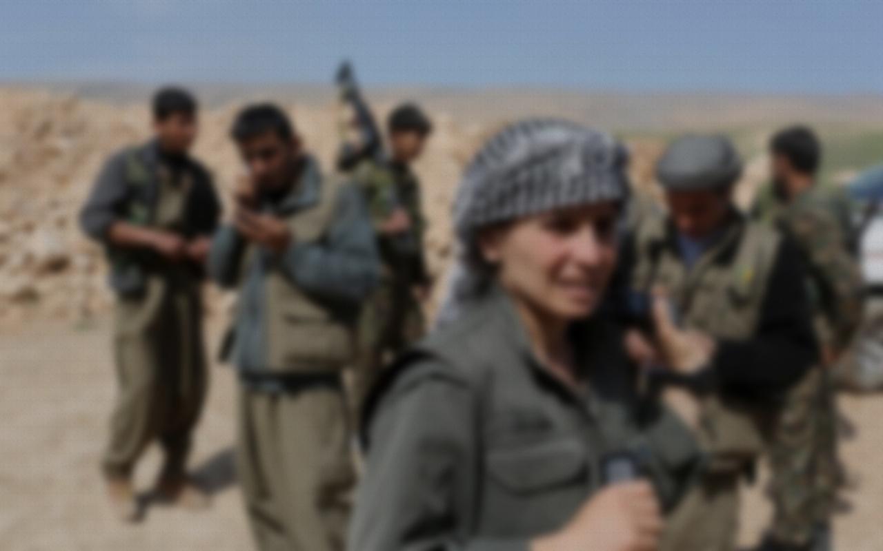 Teslim olan kadın terörist: İşkence ve infazlar başladı
