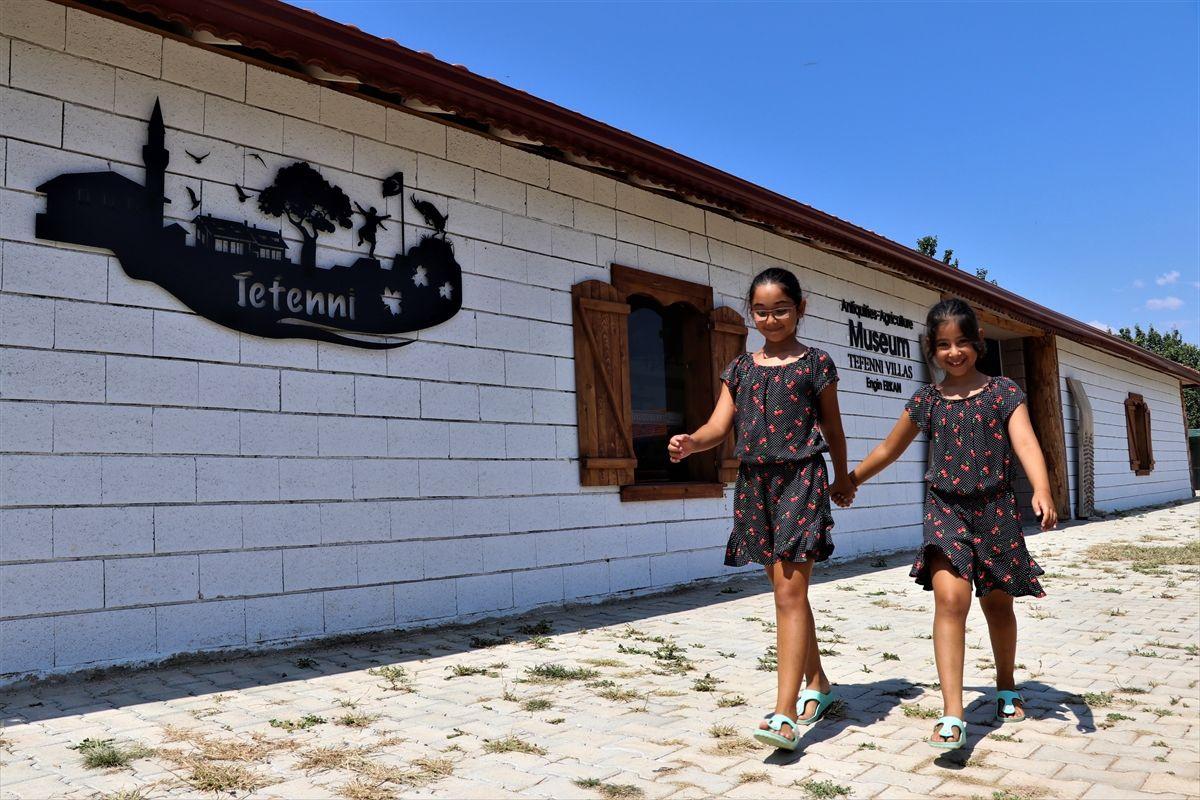 Tavuk çiftliğini ekoturizm tesisine dönüştürdü! İnsanları doğa ile buluşturdu