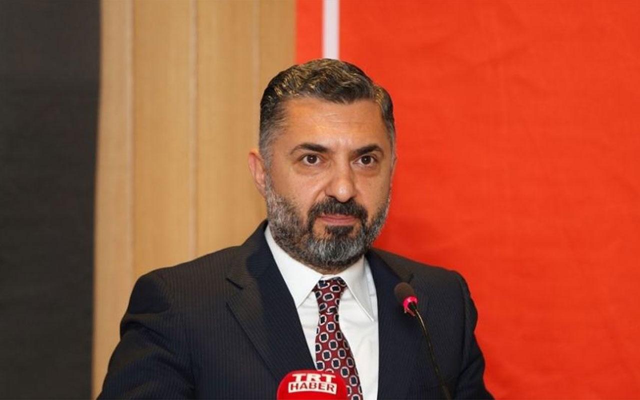 Ahmet Hakan aktardı! RTÜK Başkanı Şahin'den bomba açıklamalar