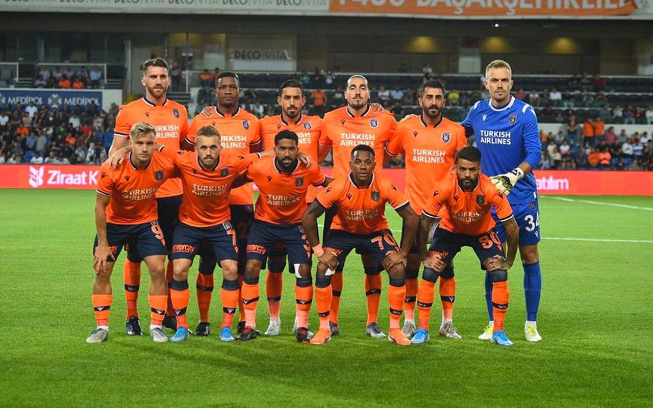 Medipol Başakşehir'in konuğu Borussia Mönchengladbach