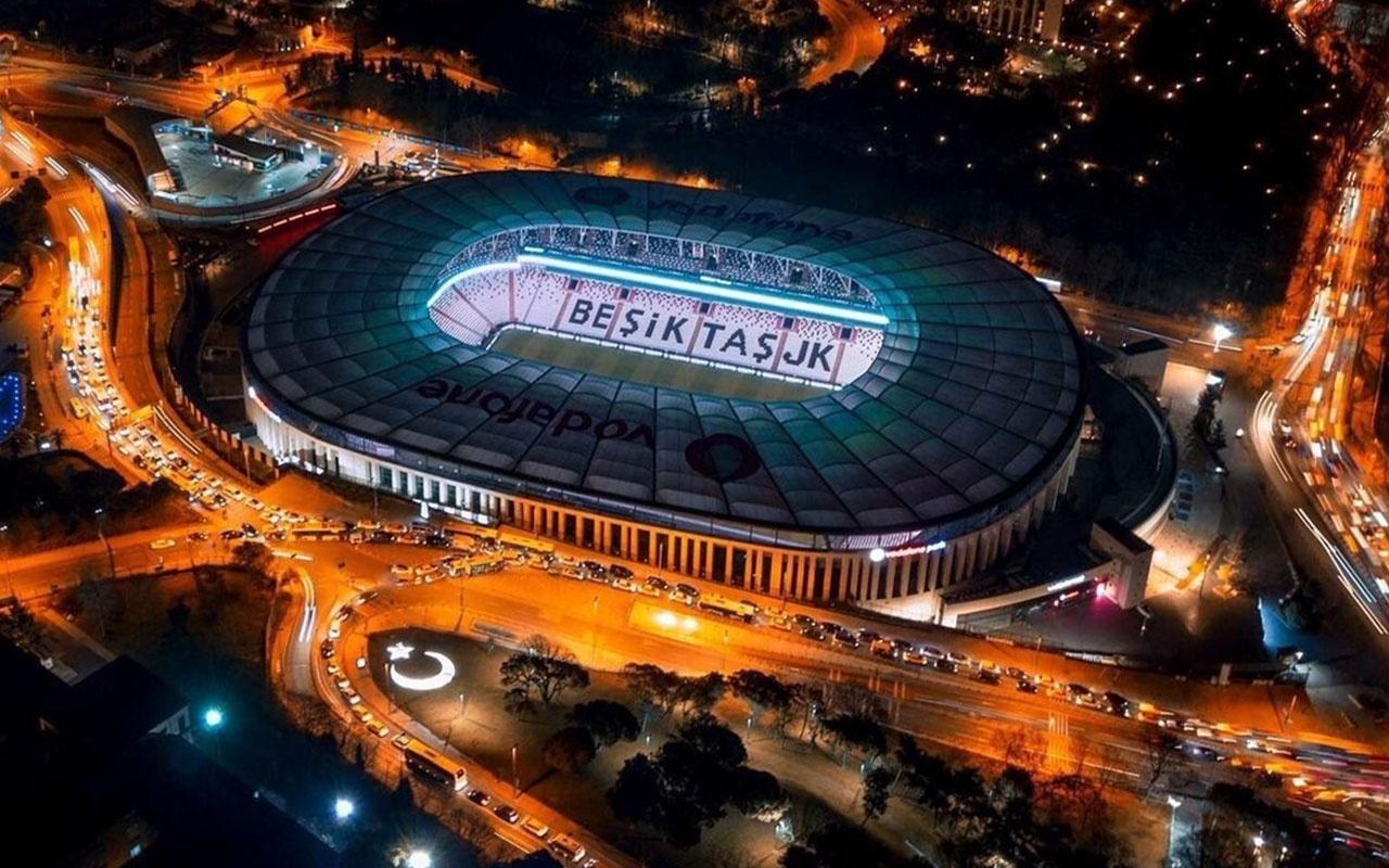 Vodafone Park, Süper Kupa'ya hazır
