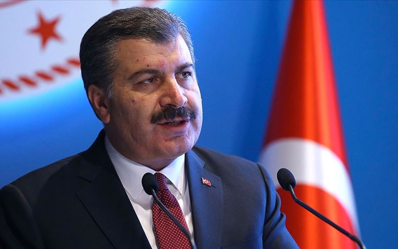 Sağlık Bakanı Fahrettin Koca koronavirüsle ilgili saat 14'te açıklama yapacak