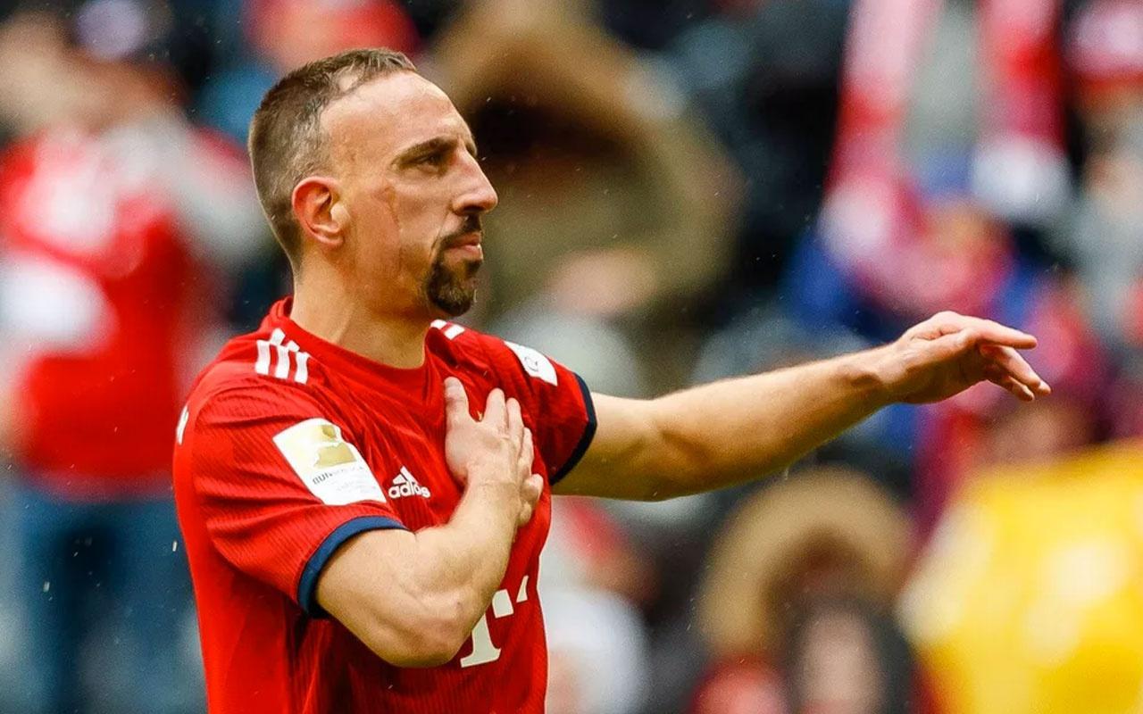Galatasaraylıları heyecanlandıran Ribery mesajı