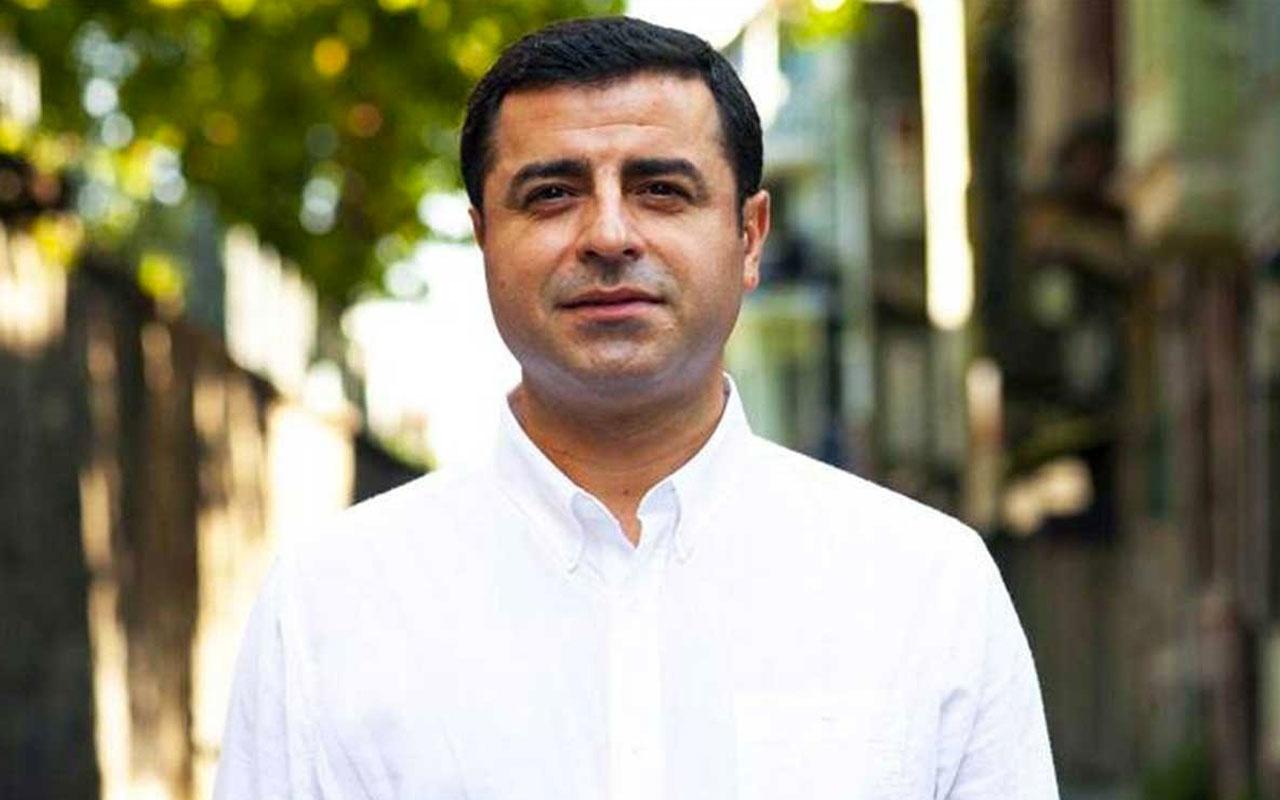 Demirtaş Babacan'ın kuracağı yeni partiden ümitli değil! Adresi olmayacak