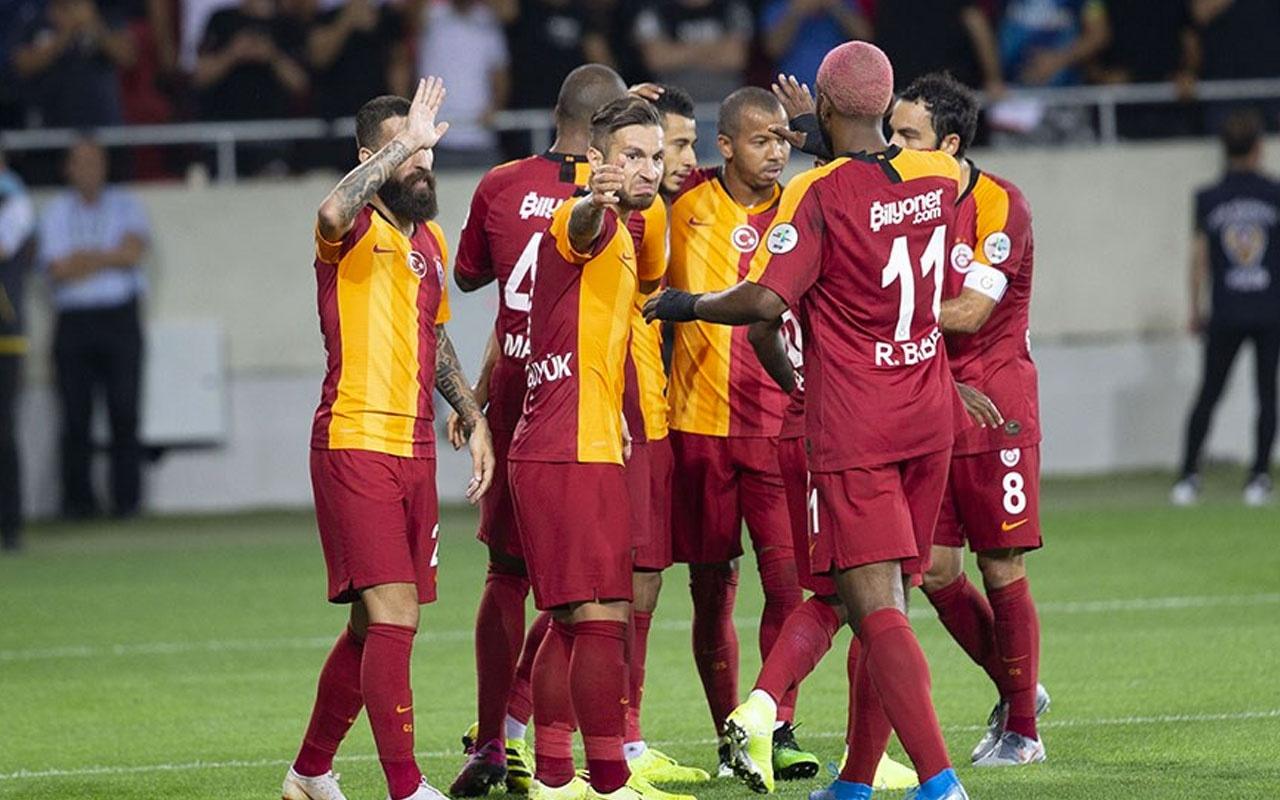 Galatasaray'ın konuğu Kasımpaşa