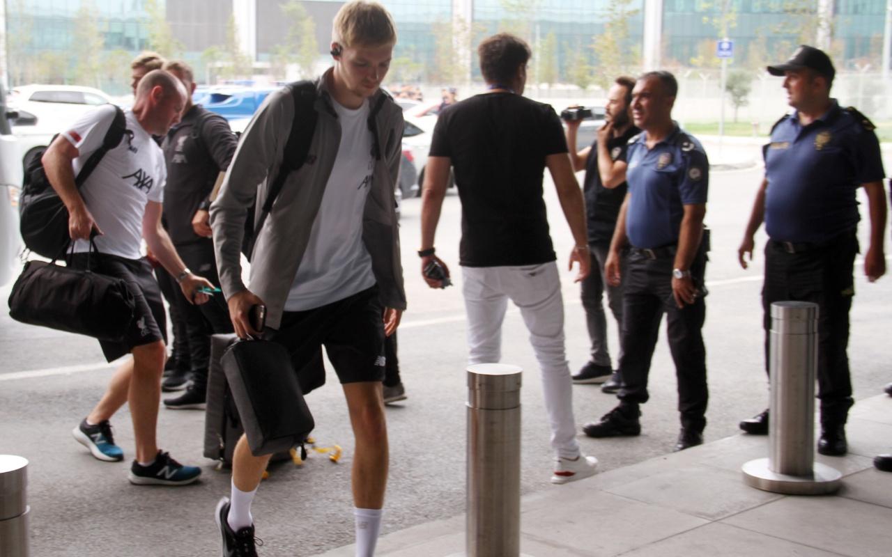 Chelsea, İstanbul'dan ayrıldı