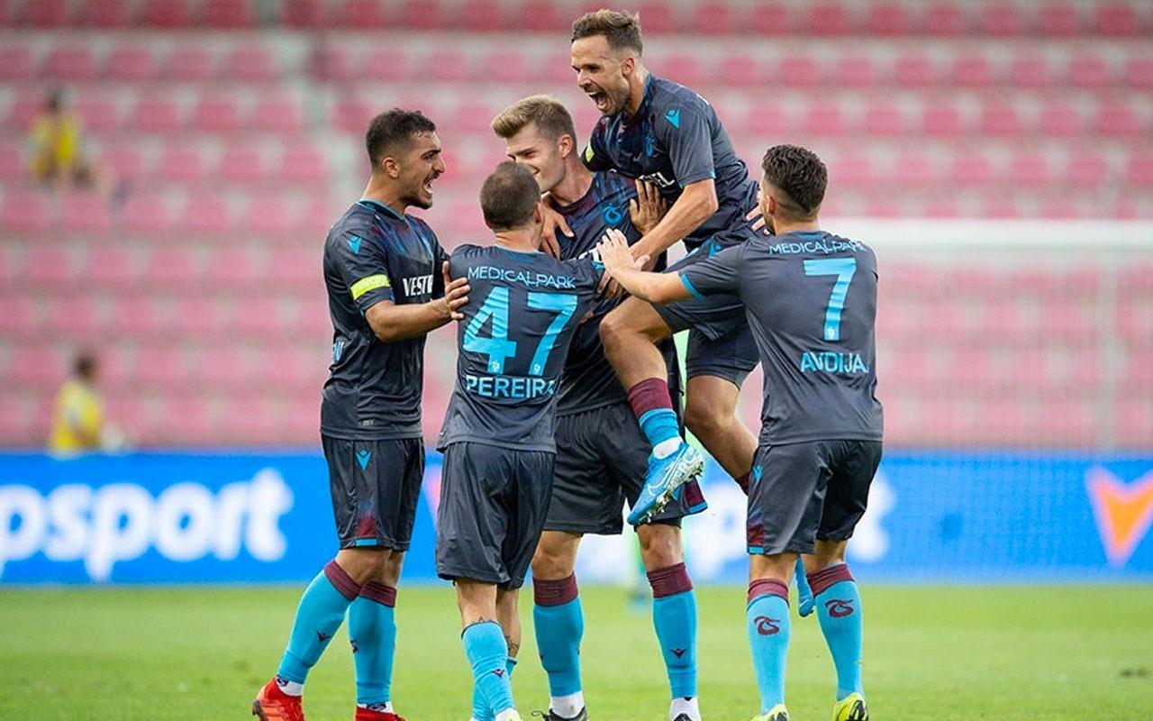 Trabzonspor Sparta Prag maçı saat kaçta hangi kanalda