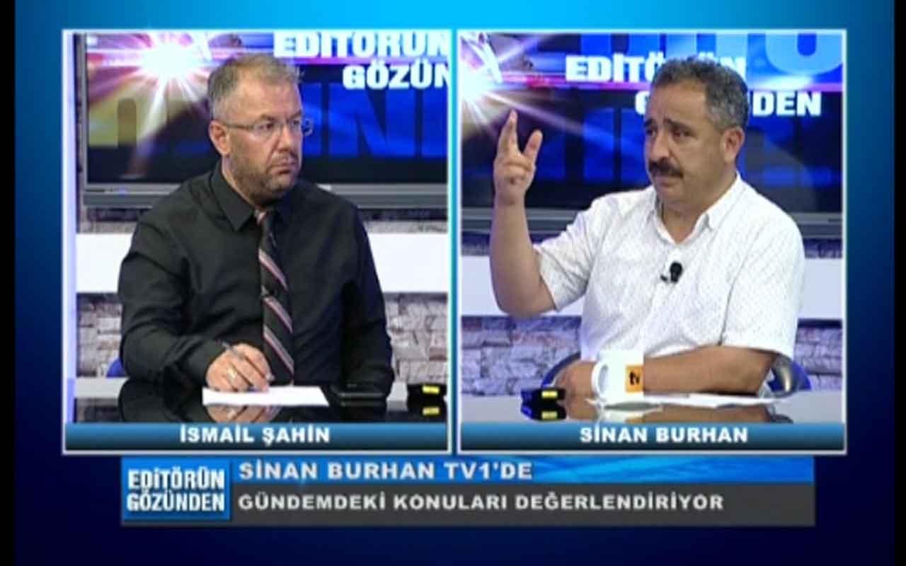 Sinan Burhan Berat Albayrak'a sahip çıktı