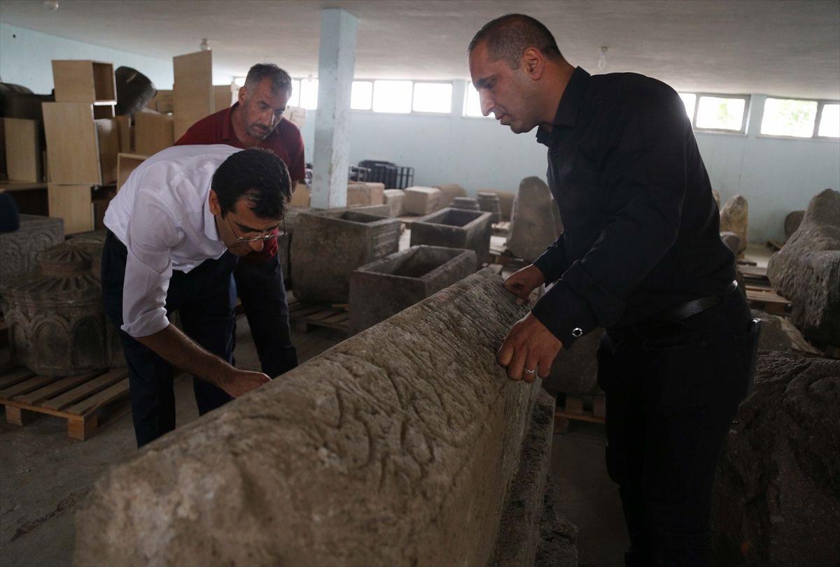 Pasinler'de heyecanlandıran kümbet kazısı Sultan 2. Alaaddin Keykubat'ın sandukası bulundu - Sayfa 5
