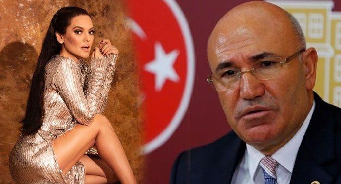 CHP'li Mahmut Tanal Demet Akalın ve Cumhurbaşkanı Erdoğan için savcıları göreve çağırdı - Sayfa 1