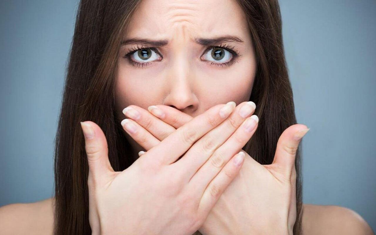 Ağız kokusu neden olur? Alınması gereken önlemler neler?