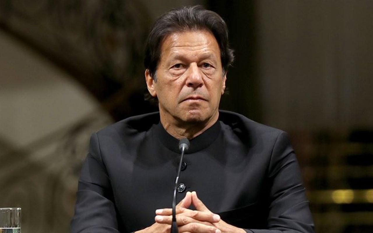 Pakistan Başbakanı İmran Han'dan Hindistan yönetimine sert 'Keşmir' sözleri