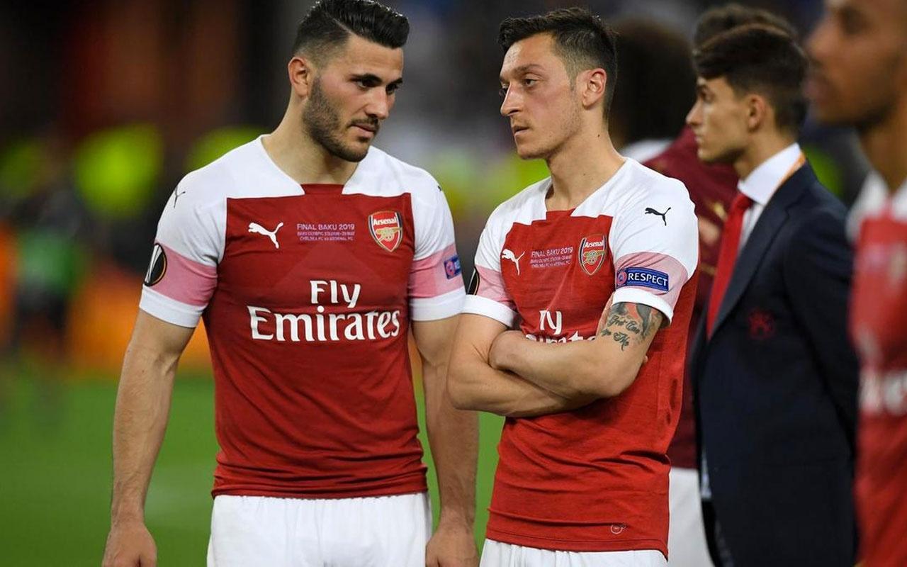 Mesut Özil'den bıçaklı saldırı sonrası flaş karar