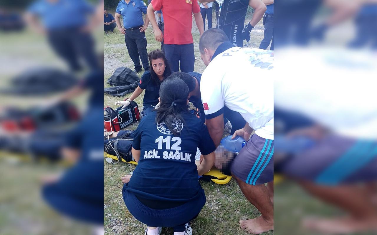 Adana'da bir genç serinlemek için girdiği gölde boğuldu