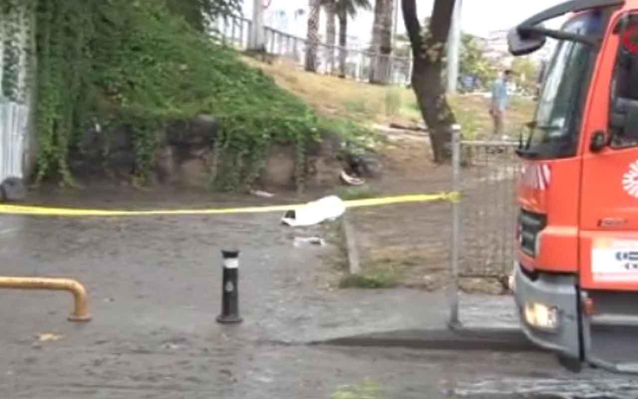 Şiddetli yağış sonrası Unkapanı altgeçidinde bir kişinin cansız bedeni bulundu