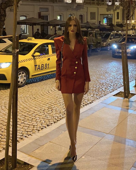 Mustafa Sandal'ın eski eşi Emina Jahovic: Kabul etmeyeceğim tek şey yalan