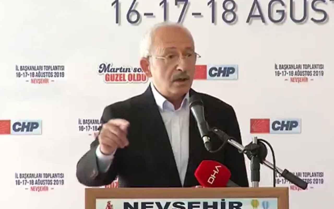 """Kemal Kılıçdaroğlu """"50 milyon dolar toplayacağım"""""""