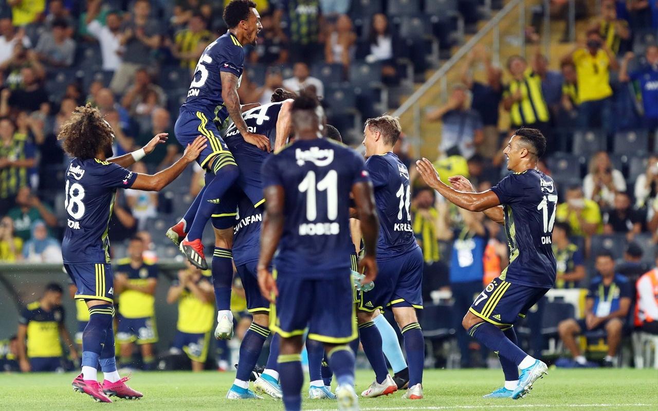 Fenerbahçe'nin muhtemel 11'i belli oldu