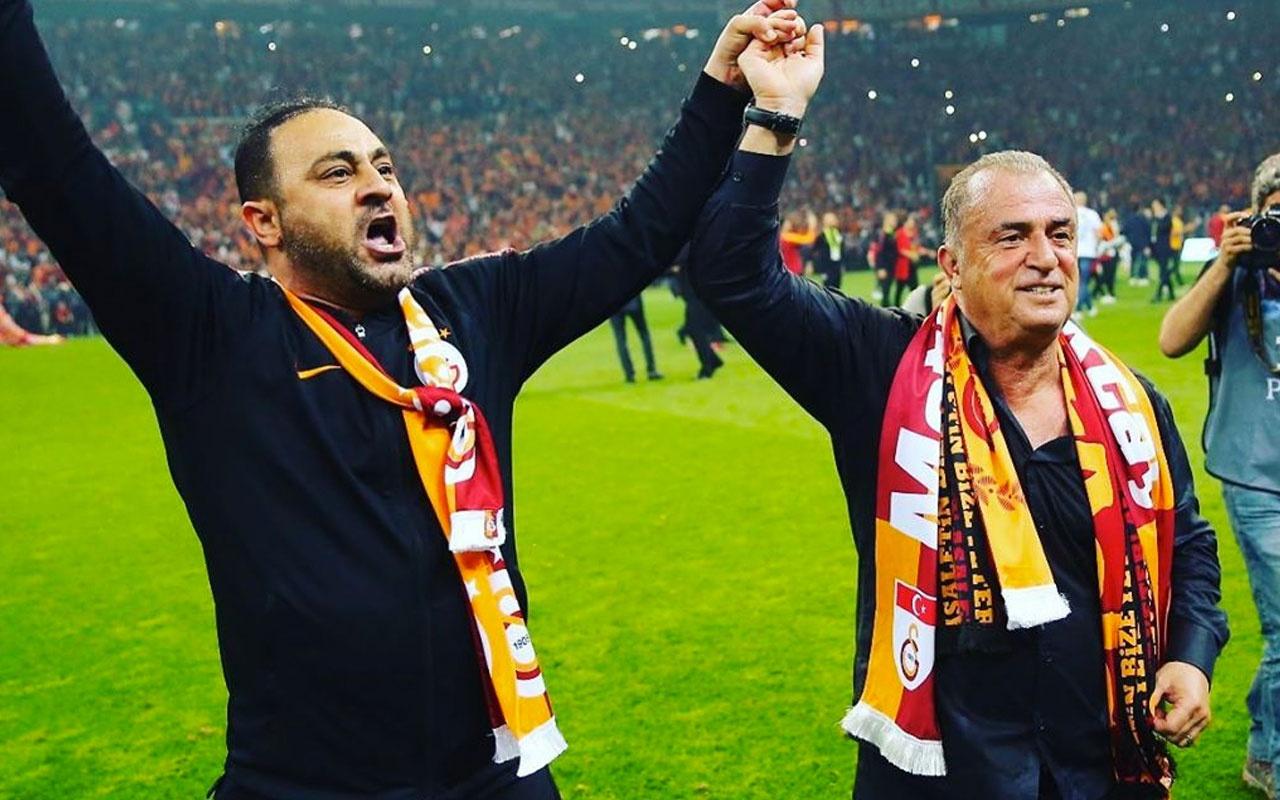 Galatasaray taraftarının istediği oldu Hasan Şaş görevine geri döndü
