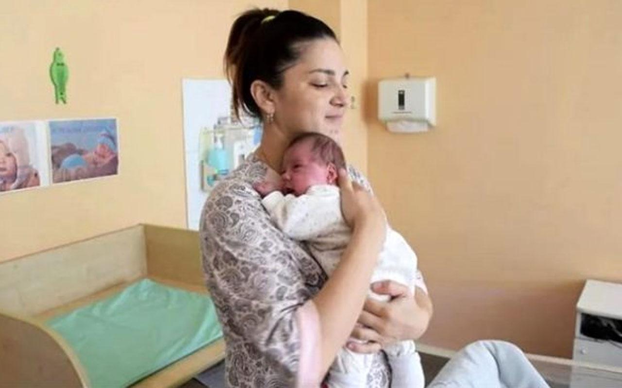 İnanılmaz olay! 3 ayda 2 kez doğum yaptı