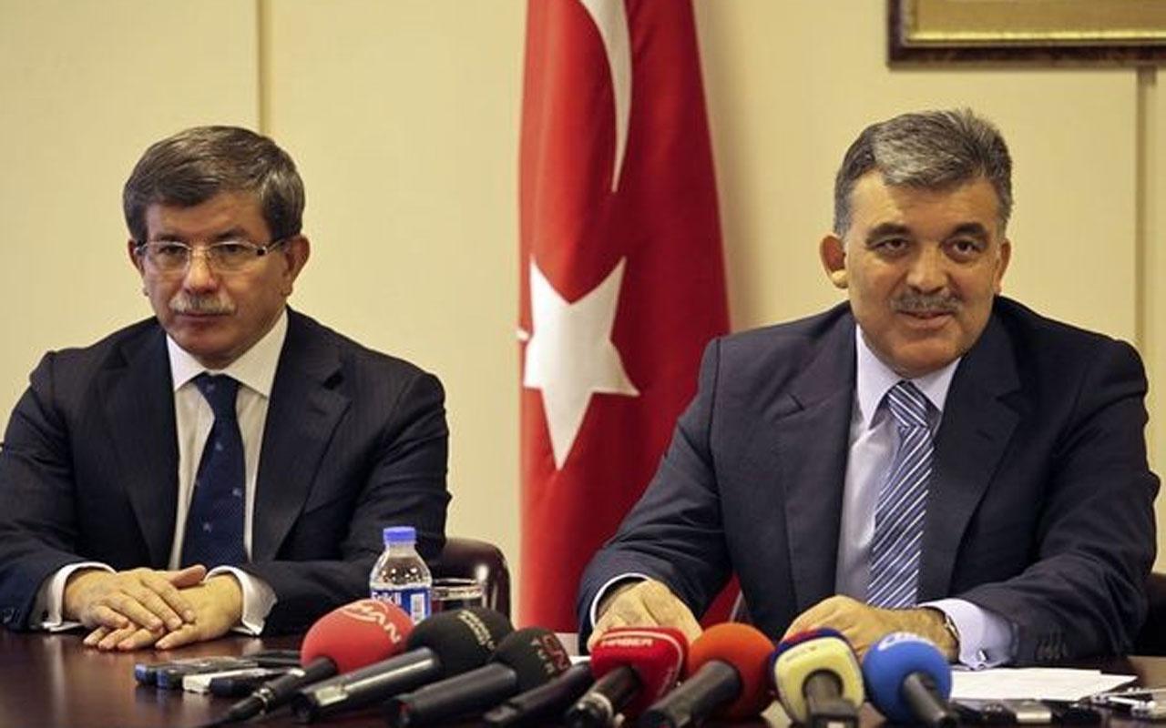 Gül ve Davutoğlu'ndan aynı saatte kayyum tweeti