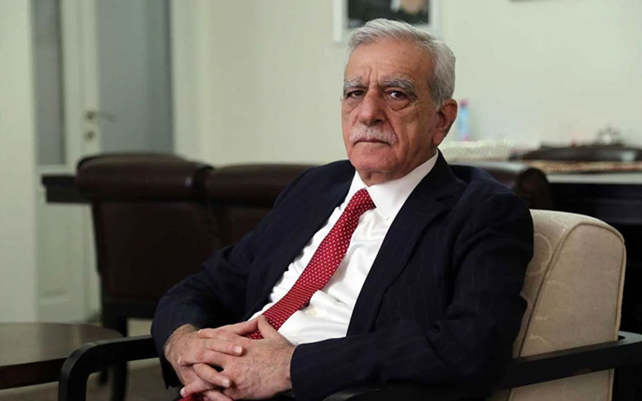 İkinci kez görevden alınan Ahmet Türk'ten sert açıklama