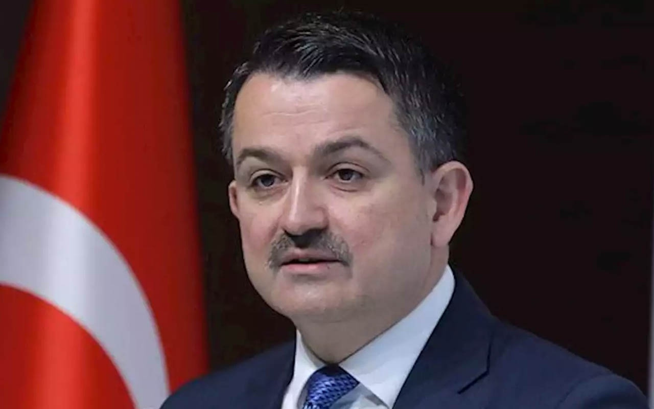 Bakan Pakdemirli: Türkiye bu 4 ürünün üretim ve ihracatında dünyada lider