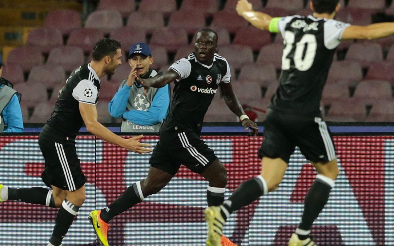 Beşiktaş'ta aranan kan bulundu Vincent Aboubakar geri dönüyor