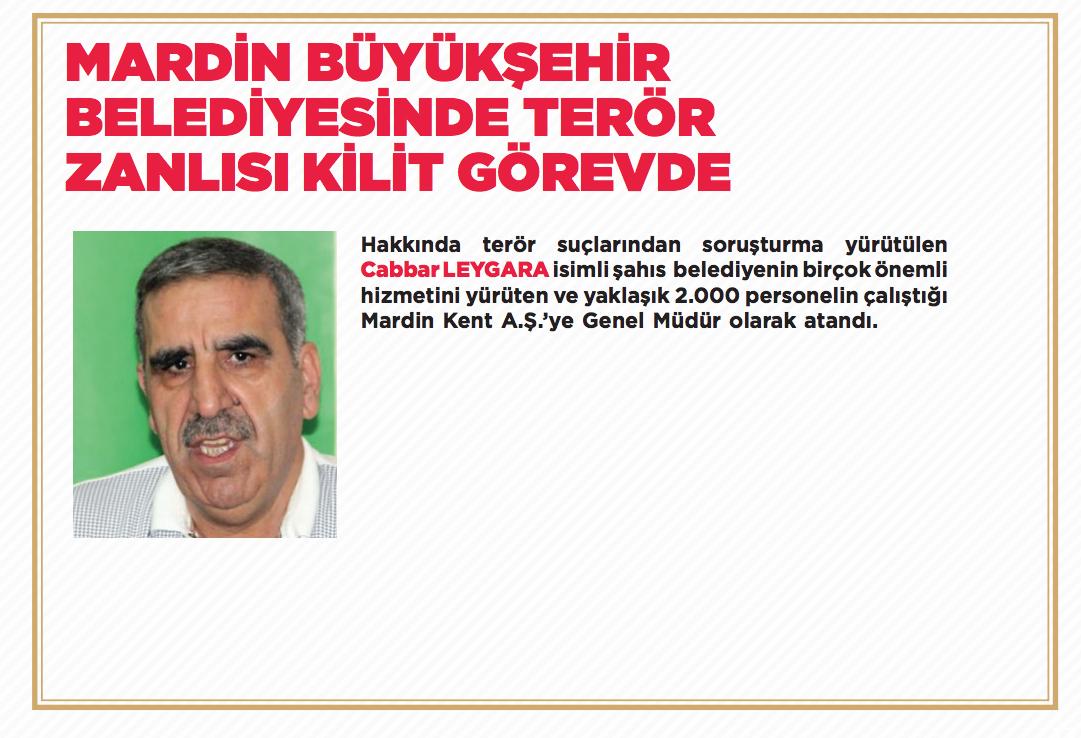 Diyarbakır - Van - Mardin belediye başkanları bu yüzden görevden alındı işte kanıtlar - Sayfa 13