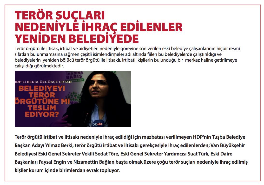 HDP'li 3 belediye başkanı neden görevden alındı? İşte çok konuşulacak kanıtlar - Sayfa 29