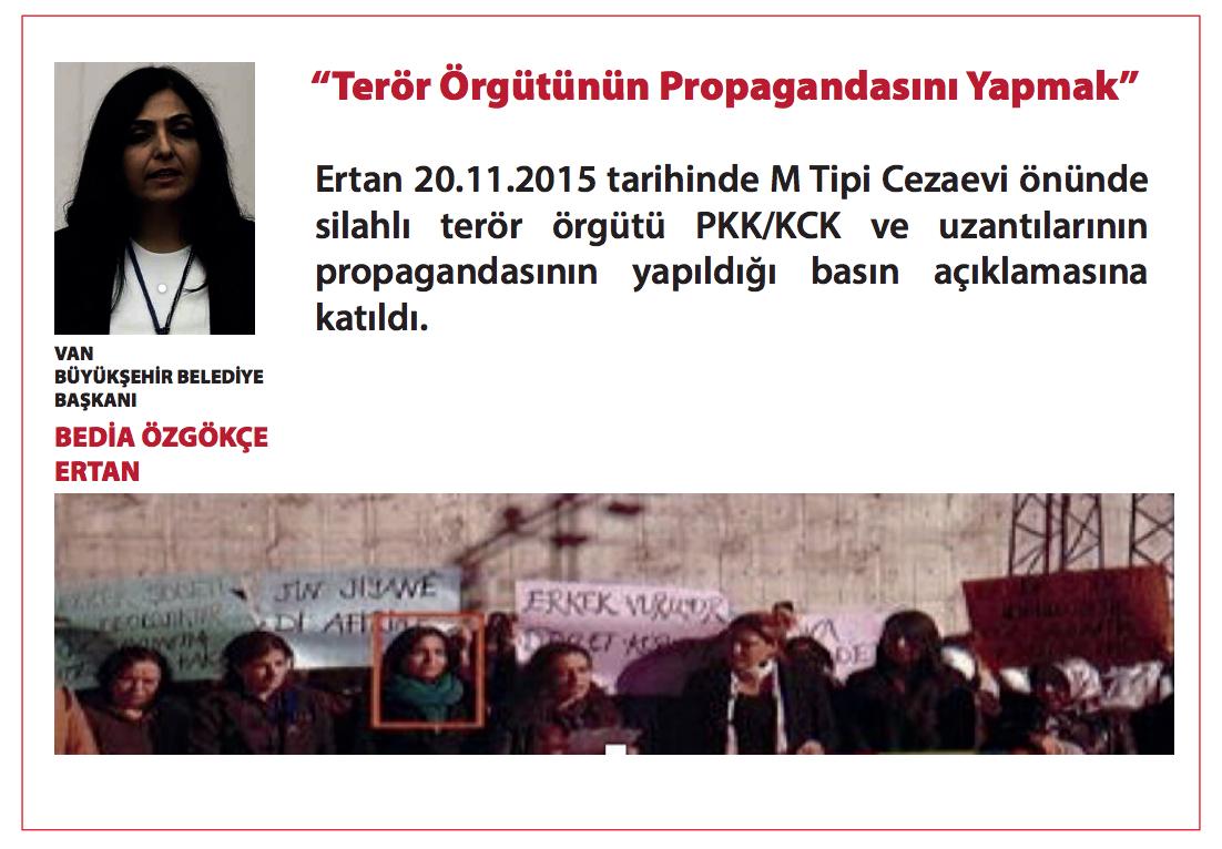 Diyarbakır - Van - Mardin belediye başkanları bu yüzden görevden alındı işte kanıtlar - Sayfa 25
