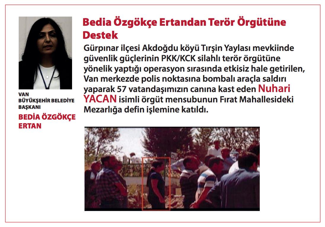 Diyarbakır - Van - Mardin belediye başkanları bu yüzden görevden alındı işte kanıtlar - Sayfa 26