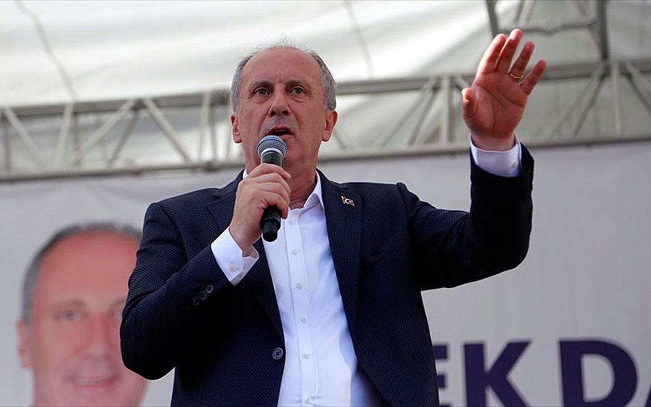 HDP'li başkanlarının görevden uzaklaştırılması! CHP'li İnce'den ilk değerlendirme