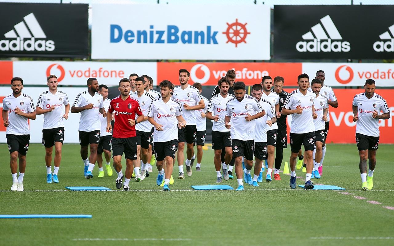 Beşiktaş Göztepe maçına hazırlanıyor