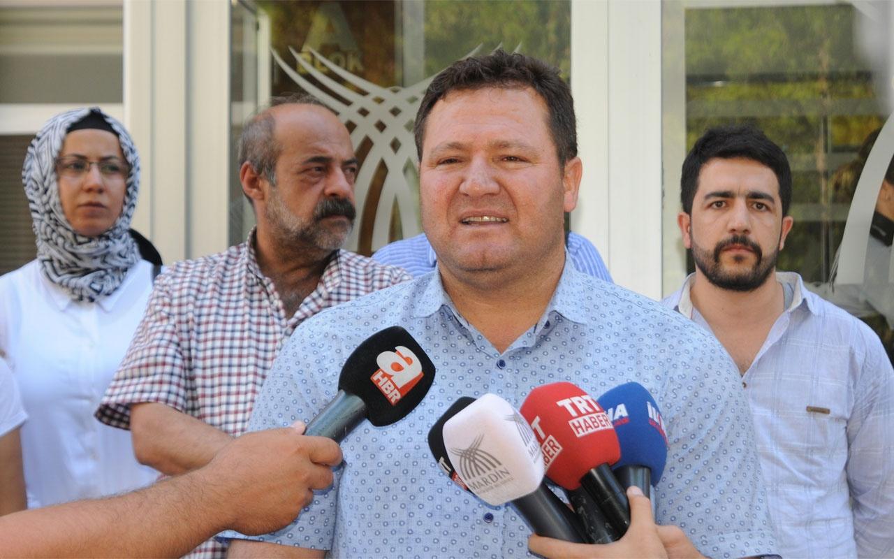 Mardin'de belediyeden çıkarılan şehit yakınları işe alınacak