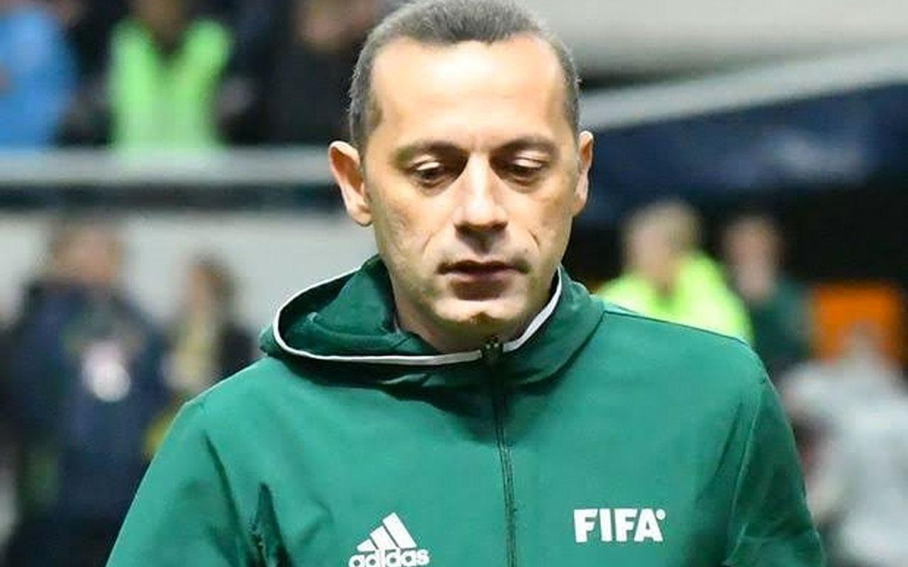 UEFA'dan Cüneyt Çakır'a görev! Son olarak Süper Kupa'da yer almıştı