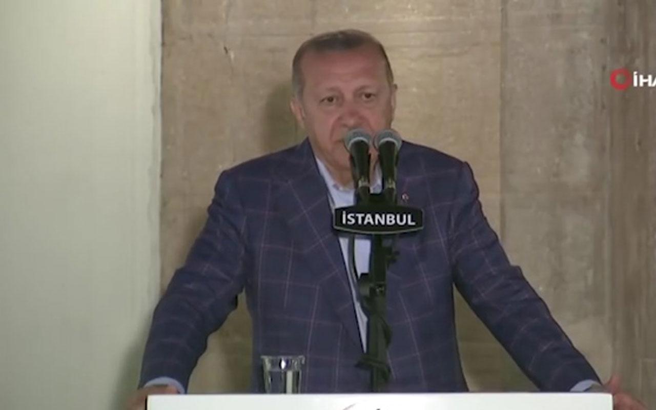 Erdoğan'dan Macron'a Doğu Akdeniz cevabı yanıtı olay oldu