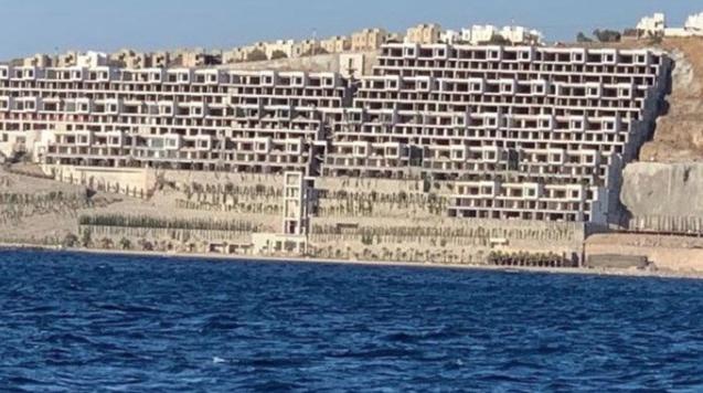 4 otel inşaatı; imara ve ruhsata aykırılıklar sebebiyle durdurulmuştur ile ilgili görsel sonucu
