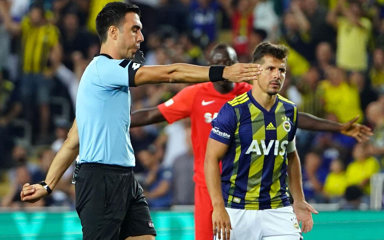 Fenerbahçe lehine 23 dakikada 3 penaltı çaldı Arda Kardeşler topa tutuldu
