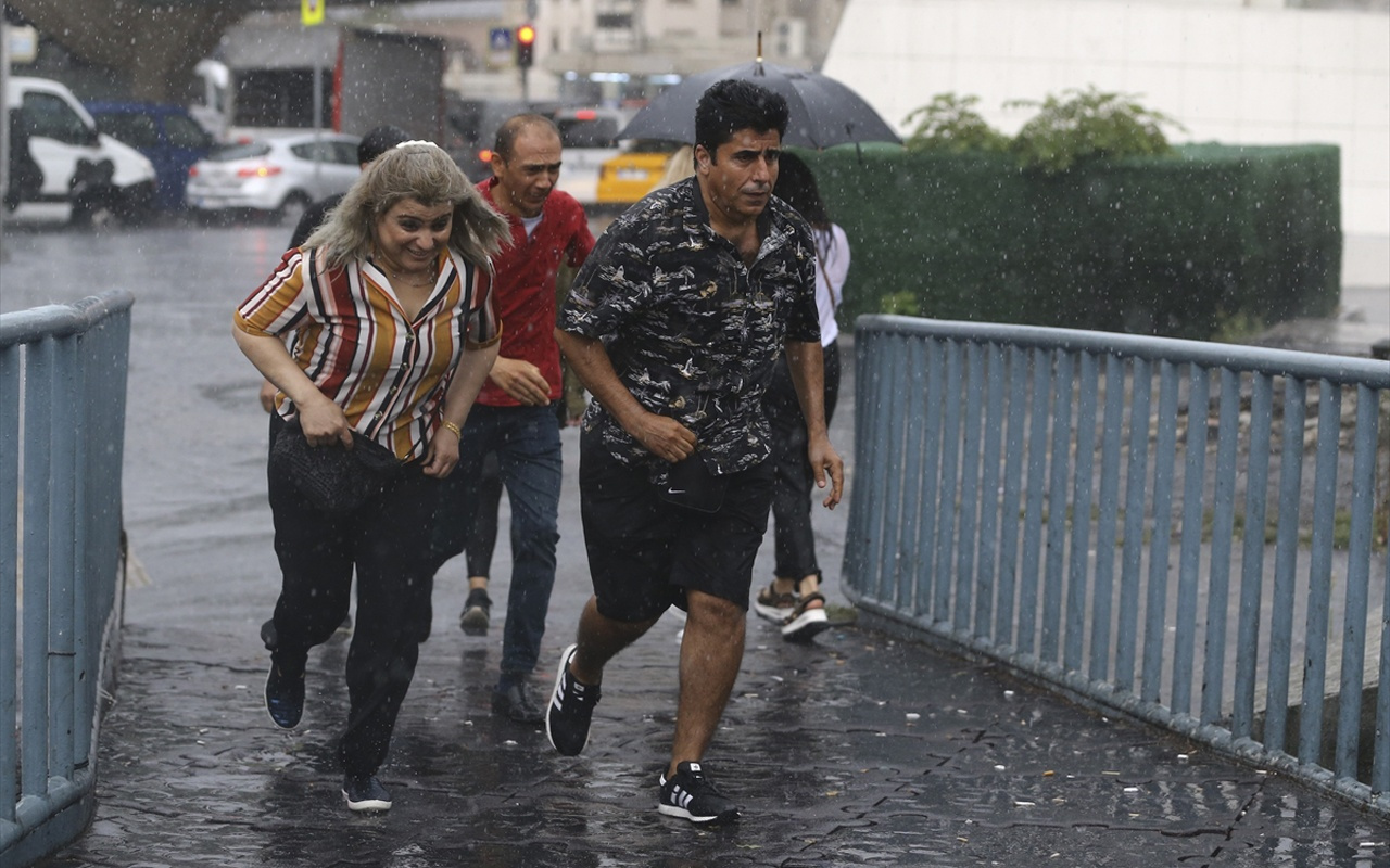 Bugün başlayıp yarın sürecek! İstanbul-Ankara- Kocaeli hava durumu