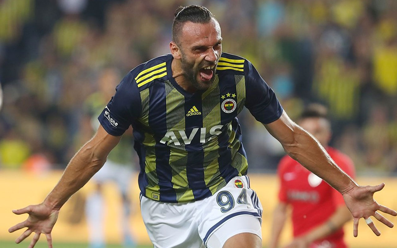 Vedat Muriç'in füzesi Fenerbahçe taraftarını çıldırttı