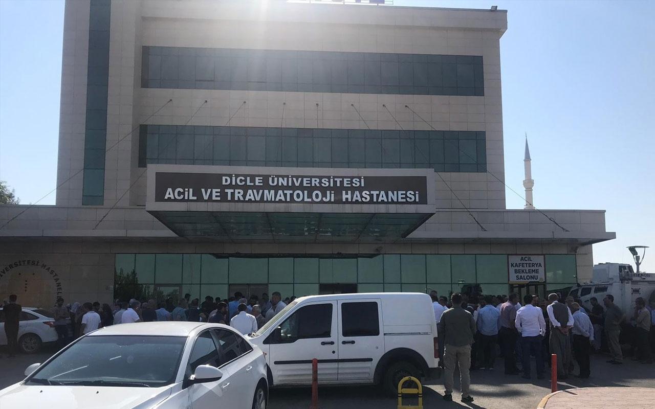 Diyarbakır'da kız isteme kavgası: 5 ölü, 1'i ağır 8 yaralı