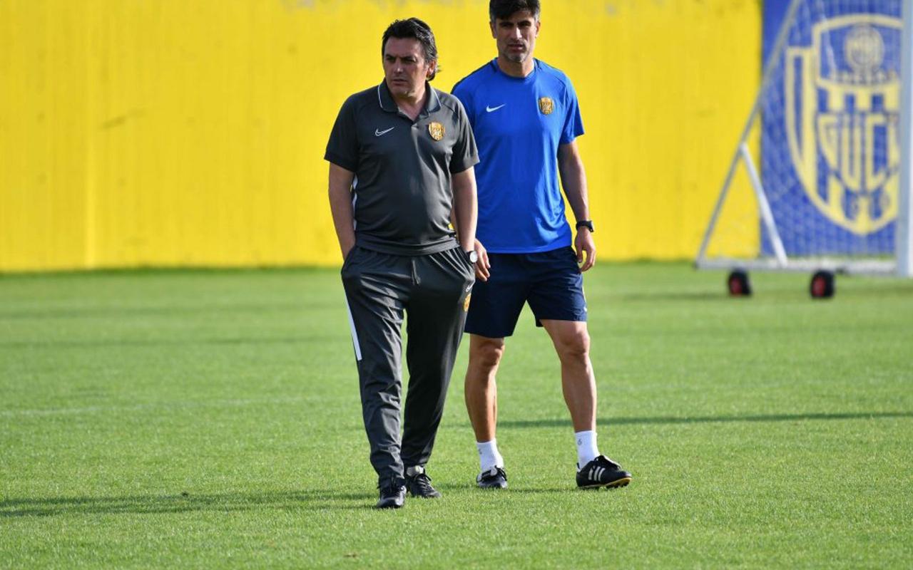 Aykan Atik: Kayserispor maçında daha iyi bir Ankaragücü olacak