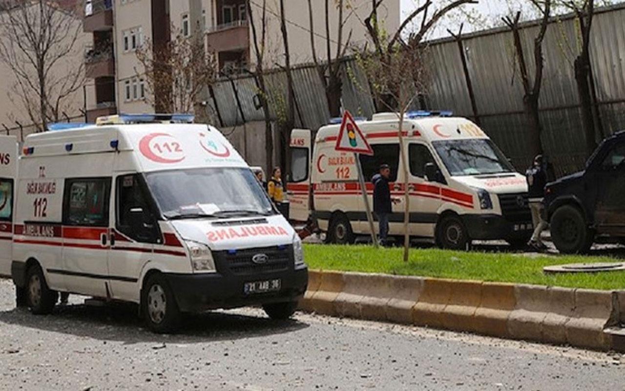 Diyarbakır Silvan'da 3 aile birbirine girdi 6 ölü 8 yararlı